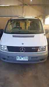 2002, Mercedes-Benz Vito  108 Cdi  Wrecking Now North Albury Albury Area Preview