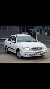 Nissan pulsar 2004 ST West Melbourne Melbourne City Preview