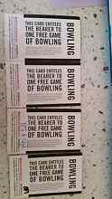 Strike bowling vouchers Charlestown Lake Macquarie Area Preview