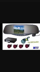 CUSTOM REVERSE CAMERA / PARKING SENSORS FROM $250 INSTALLED Blacktown Blacktown Area Preview