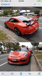 Porsche GT3  RS NEW Bowen Hills Brisbane North East Preview