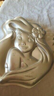 Wilton Ariel Cake Pan Little Mermaid Bakeware  - Ariel Cake Pan