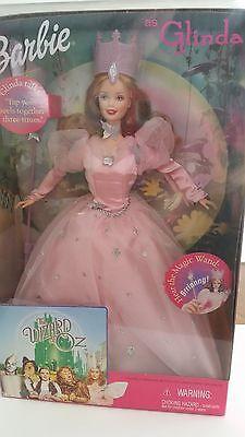 The Wizard Of Oz Glinda (NRFB Mattel Barbie Glinda The Good Witch In The Wizard of Oz Hollywood)
