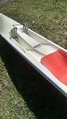 "Futura Carrera Surfski surf ski 18'6""x20"" good shape"