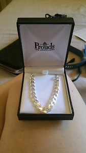 Sterling silver chain Girrawheen Wanneroo Area Preview
