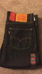Levi Jeans 511- 34x32 BRAND NEW