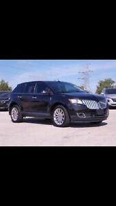 Lincoln mkx 2014 cuir navigation