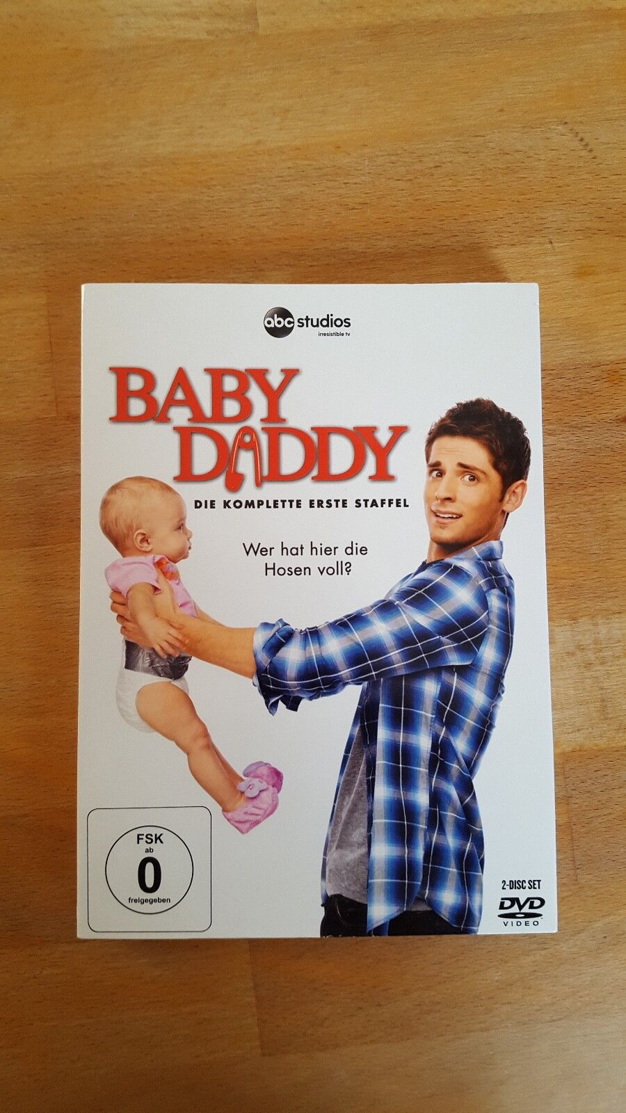 DVD Baby Daddy Staffel 1 2 DVDs vergriffen