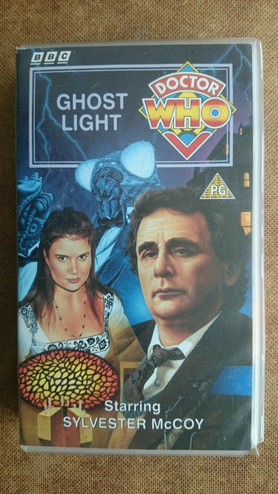 Doctor Who - Ghost Light (VHS, 1994) - Sylvester McCoy