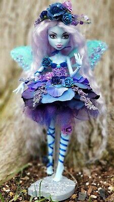 Custom Monster High Fairy Doll