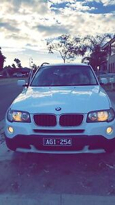 Bmw X3 turbo diesel Roxburgh Park Hume Area Preview