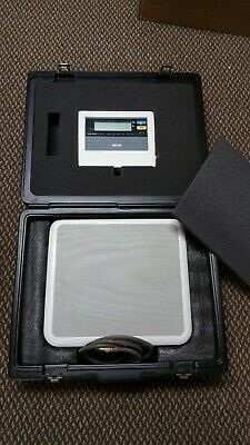 Tanita Bwb-800a Digital Scale W Remote Display With Case Nice