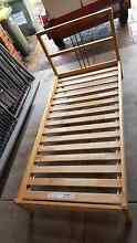 Single bed, desk, bookshelf & chair Landsdale Wanneroo Area Preview