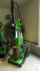 Langholzspalter ZI-HS18EZ 400V 18 T Holz Spalter Motor Zapfwelle Abverkauf