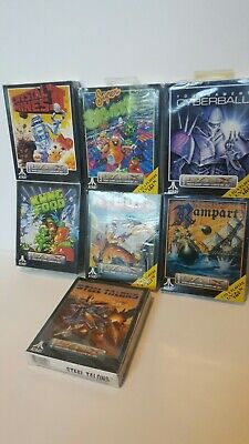 Atari lynx game lot, Brand new factory sealed!!!!