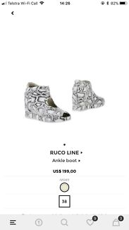 Rucoline ankle boot