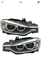 BMW F30 headlights BRAND NEW