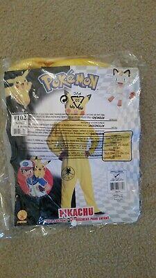 Baby Pikachu Halloween Costumes (Nintendo Pokemon Pikachu child's halloween costume Small)