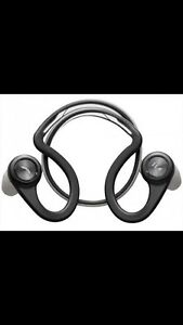Plantronics BackBeat Fit Bluetooth Headphones - Black