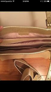 Brand New Authentic Tory Burch bag and shoe size 10.5 Cambridge Kitchener Area image 3