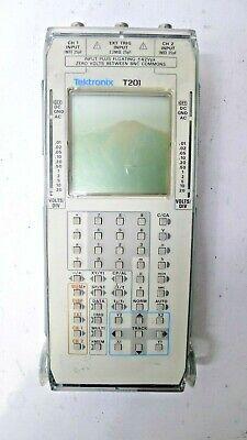 Tektonix T201 Portable Oscilloscope Oscillograph No Accessories