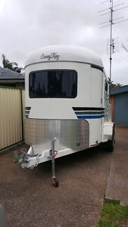 Double Angle Load Horse Float  Doyalson Wyong Area Preview