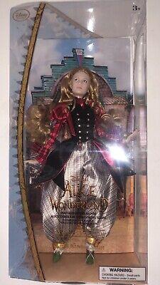 Alicia En El País De Las Maravillas Disney Wonderland Muñeca Nueva