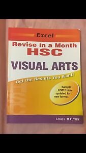 Revise in a month Visual Arts Doonside Blacktown Area Preview