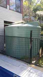 Used 10,000L Rainwater tank Eatons Hill Pine Rivers Area Preview