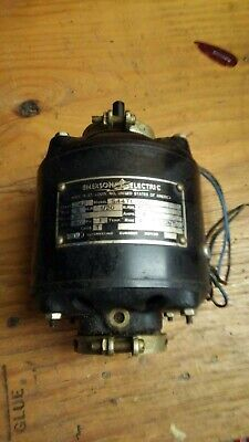 Emerson Electric Motor Type S Model S44tl-972 120 Hp 1725 Rpm 115 V 1.4 A
