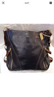 Wanted: Anna MARELLINI genuine leather  hobo bag