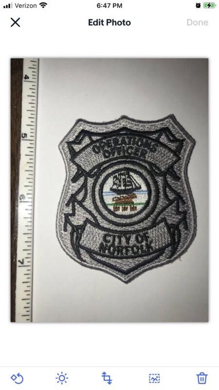 Norfolk Virginia Operations Officer Silver Shield New