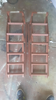Car ramps very good condition.