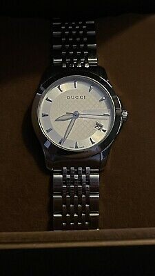 Gucci G Timeless Wrist Watch for Women Full Box And Original Papers