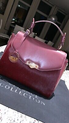 Versace Collection Purse Excellent Condition-Only Been Worn Once.Reg Price $1300