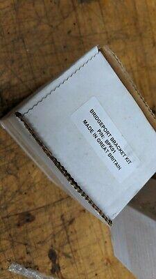 Newall Dro Bracket Kit Bridgeport Knee Turret Mill Bpk01 Spherosyn Reader Heads