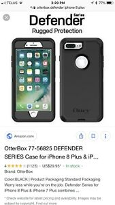 Otter box defender series for iPhone 8 plus