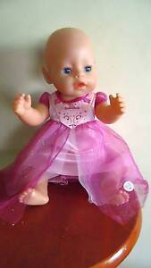 baby born doll - great condition - original dress Oakford Serpentine Area Preview