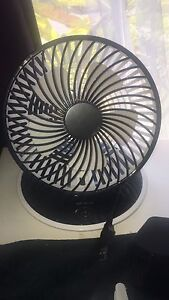 Mini fan that works from a usb cable Cranebrook Penrith Area Preview