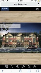 Brand new Ancaster Townhouse