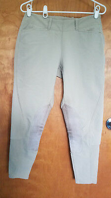"""(Lady's Ariat Pro Series Low-Rise Knee Patch Breeches 26R (28"""" waist))"""