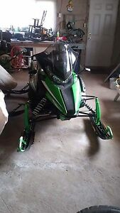 Arctic cat zr5000 2015 $5900 négo