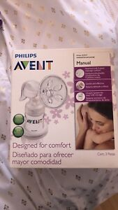 Avent Manuel Breast pump