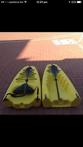 Snap sit on kayak Baldivis Rockingham Area Preview