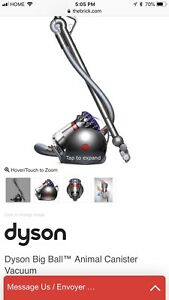 Dyson Animal Canister Vacuums