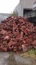 FIREWOOD sugargum redgum free delivery wood heater pizza pit fire Yarraville Maribyrnong Area Preview