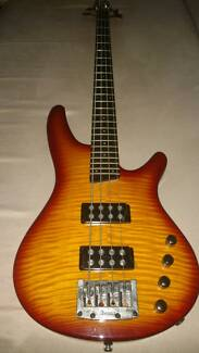 Ibanez Bass Ormeau Gold Coast North Preview