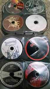 80 Heavy Metal Cds Northam Northam Area Preview