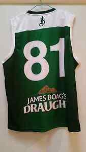 James Boags Draught AFL Jersey Ormond Glen Eira Area Preview