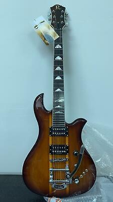 BC Rich Eagle Neil Giraldo Firma Sunburst Guitarra Eléctrica